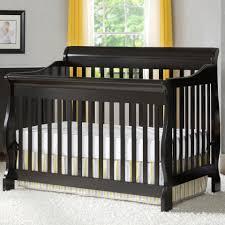 Stanton Convertible Crib by Black Crib Furniture