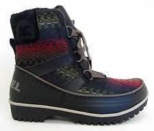 sorel s tivoli boots size 9 sorel tivoli ii suede blanket womens boots 1567031052 9 ebay