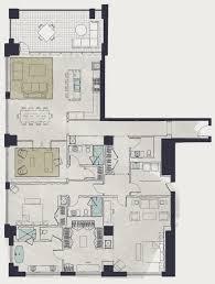 The Oc House Floor Plan by Nº9 Walton Floorplans