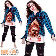 Evil Dorothy Halloween Costume Womens Halloween Costumes Ebay