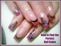 beauty corner how to find the perfect nail salon a rain of thought