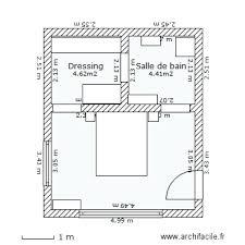 plan dressing chambre plan chambre avec dressing affordable dlicieux plan chambre