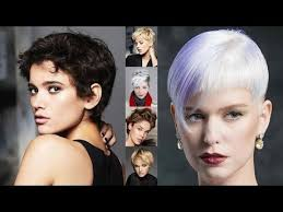 short haircuts designs short haircut designs for winter 2017 2018 short pixie haircut