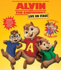 stg presents alvin chipmunks musical