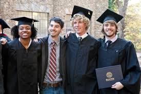 college graduation gowns graduation montreat college