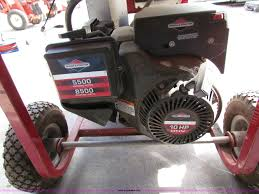 2004 briggs u0026 stratton elite series 01654 generator item n