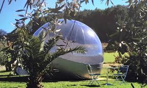 chambres bulles les chambres bulles du chateau de belvize groupon