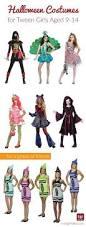 halloween costume tween