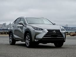 first lexus model 2015 lexus nx 200t review roadshow