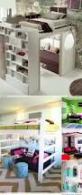 Bedroom Decorating Ideas For Teenage Girls by Best 20 Teen Shared Bedroom Ideas On Pinterest Teen Study Room