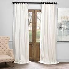 Velvet Blackout Thermal Curtains Curtains U0026 Drapes Birch Lane