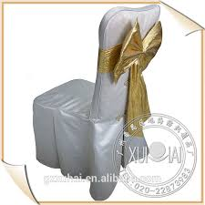 Silver Chair Covers Tie Back Chair Covers Tie Back Chair Covers Suppliers And