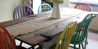 repurposed dining table diy sat 156 making a recycled repurposed dining table video