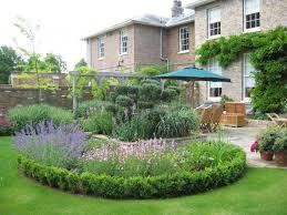 simple garden design ideas for landscaping small gardens modern