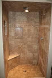 perfect tile shower pan ceramic wood tile image of small tile shower pan