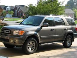 toyota sequoia reliability 2003 toyota sequoia user reviews cargurus