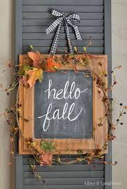 Door Decorations For Fall MFORUM