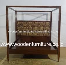 antique canopy bed interior design