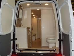 Conversion Van With Bathroom Conversion Van Bathroom Home Design Home Design
