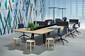vitra workspace vitra office showroom and experimental laboratory physix by alberto meda can be easily combined with the stool 60 by