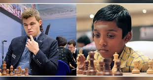 11 years old that has highlights at the bottom of their hair india s 11 year old chess ch who is set to defeat magnus carlsen