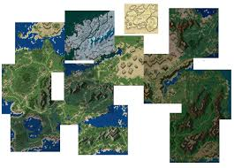 Lordran Map Gaf What Are Your Favourite Game Maps Actual Maps Not