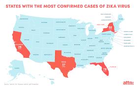 map of usa zika new york zika baby born in nyc ar15