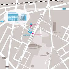 Essen Germany Map by Directions U2013 Stiftung Mercator