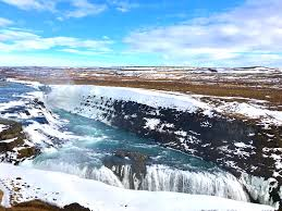 famous attractions along iceland u0027s golden circle tourist route