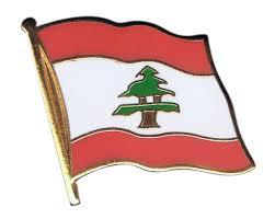 Libanese Flag Lebanon Flag Pin Badge 1 X 1 Inch Best Buy Flags Co Uk