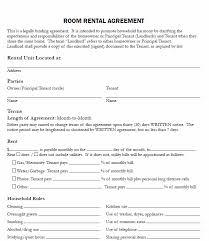 doc 12751650 rent a room tenancy agreement template u2013 free