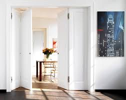 falttür küche möbel türen und falttüren aus glas metall holz schöner wohnen