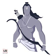 lord ram vector illustration artwork by umeshravani on deviantart
