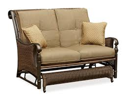 Patio Swings And Gliders Chic Glider Loveseat Patio Furniture Outdoor Gliders Outdoor Patio