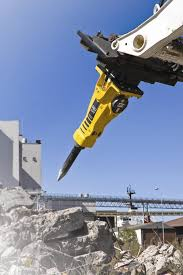 atlas copco introduces sbu solid body hydraulic breaker story