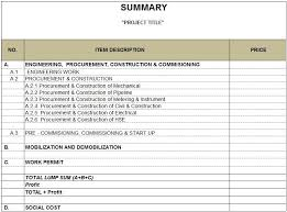 Electrical Estimate Template by W9 Mfo Benchmark Of Company Cost Estimating Template Against Nps
