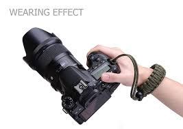prix d une balance de cuisine sangle de poignet pour photodragonne appareil photo dslr slr vert