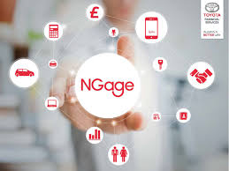 toyota financial desktop toyota and lexus financial services launch new ngage system for