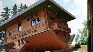 upside down houses in the world youtube