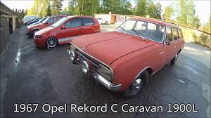 opel rekord 1980 1967 opel rekord c caravan 1900l overview u0026 test drive youtube