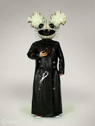 Deadmau5 Costume Halloween Deadmau5 Pinhead Halloween 2014 Doublezerofx Deviantart