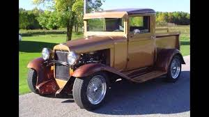 Classic Chevy Trucks Classifieds - for sale 1931 chevrolet pickup truck in el dorado ws 54932 youtube