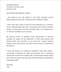 cover letter for customer service download cover letter customer