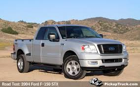 2004 ford f150 pictures pickuptruck com road test 2004 ford f 150 stx supercab 4x4