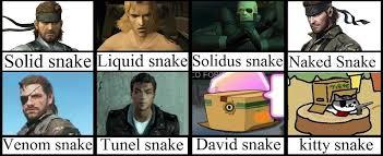 Meme Naked - the snake family reunited by samu9 on deviantart