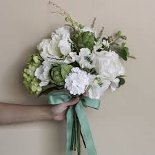 wedding flowers greenery greenery fresh handmade flower bouquet posie flowers