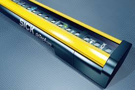 detec4 core the new safety light curtain generation from sick