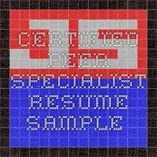 personnel specialist sample resume peer specialist sample resume professional personnel specialist