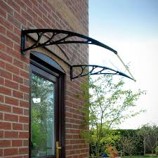 Awning Ideas The Different Styles Of Front Door Awnings Classy Door Design