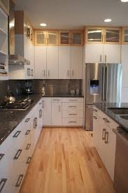 Dimensions Of Kitchen Cabinets by Granite Countertop Over Refrigerator Cabinet Dimensions John
